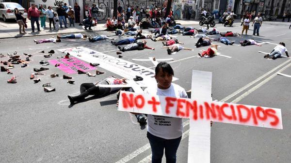 Más de la mitad de los femicidios en el mundo se producen en América Latina