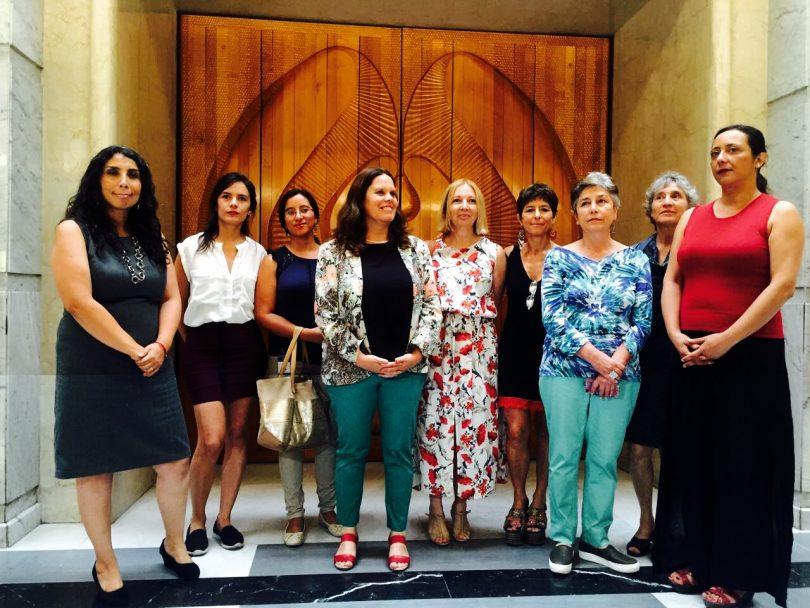 Organizaciones de mujeres y diputadas emplazan al Senado: exigen aprobación proyecto de aborto