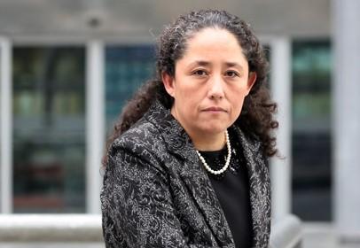 """Fiscal Ximena Chong: """"El Ministerio Público no puede abstenerse de iniciar investigaciones por delito de aborto"""""""