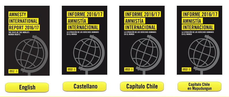 El duro análisis de Amnistía Internacional a Chile por DD.HH., aborto e identidad de género
