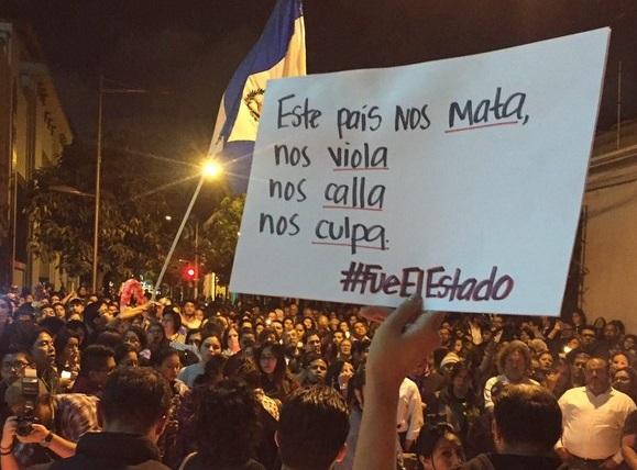 Comité de Expertas exige debida diligencia para investigar caso de 39 niñas fallecidas en Guatemala