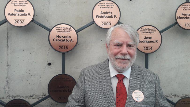 """Horacio Croxatto: """"Las mujeres tienen derecho a abortar"""""""