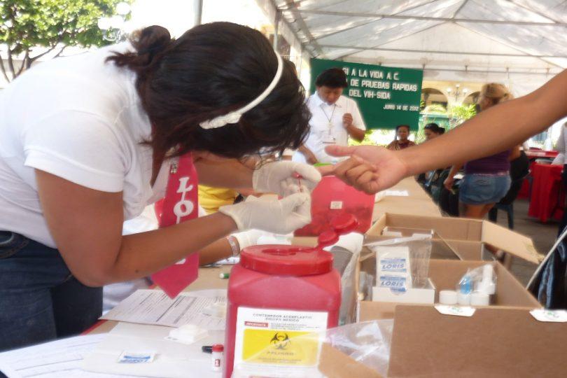 México: embarazo y VIH, las mujeres en la carrera de obstáculos