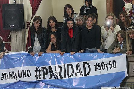 Argentina: paridad, el sacrificio lo hacemos las mujeres