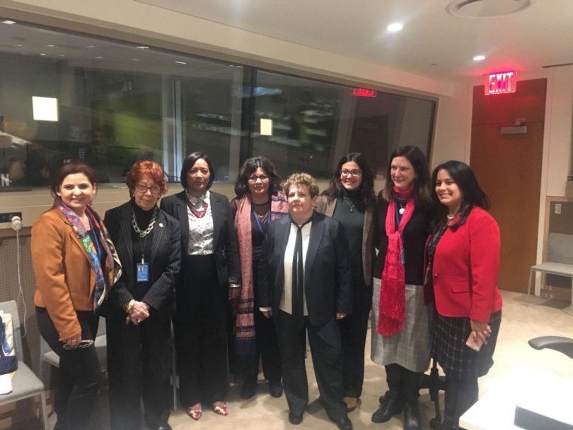 Presentan informe sobre prevención de violencia contra las mujeres en las Américas