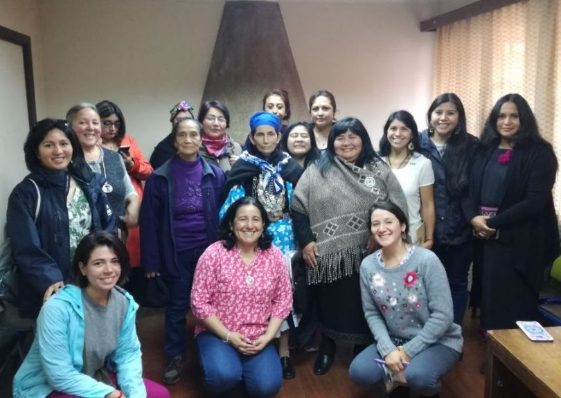 """Diputada Emilia Nuyado (PS): """"Abocaré todos mis esfuerzos en iniciativas que restablezcan los derechos de los mapuche"""""""
