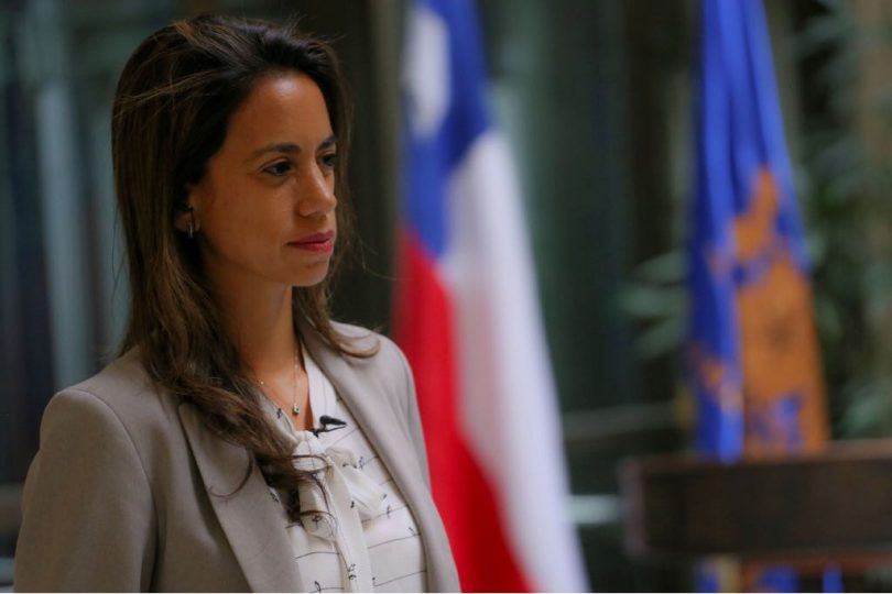 """Paulina Núñez, diputada RN: """"La ley de inmigración es añeja e indigna tanto a personas extranjeras como chilenas"""""""