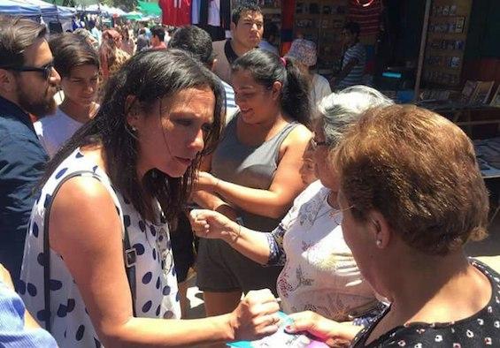 """Marisela Santibáñez, primera diputada PRO: """"Es necesario levantar liderazgos femeninos en los partidos y que las mujeres no sólo sean para llenar una papeleta"""""""
