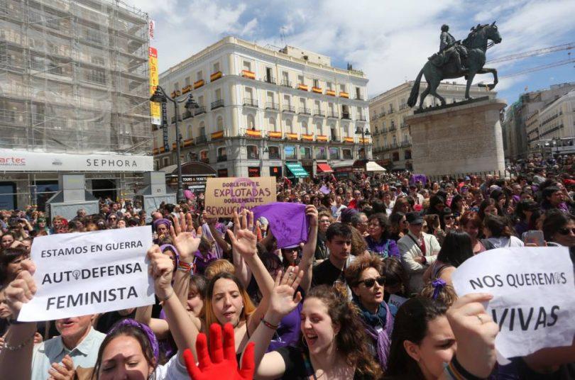 1.800 psicólogos y psiquiatras se suman a la protesta contra la sentencia de La Manada