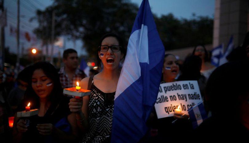 ¡Vivas, libres y con derechos nos queremos, también en Nicaragua!