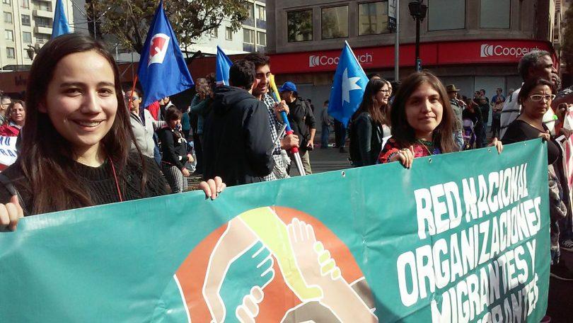 """Elisa Niño, integrante de Warmipura: """"El patriarcado ha hecho migrar a las mujeres"""