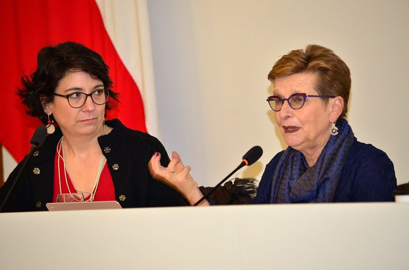 "Marianne Hirsch and feminisms in Chile: ""They are women who are mobilizing memories of liberation"""