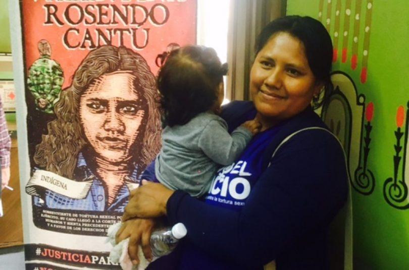 Media vida luchando por justicia: el caso de la indígena Valentina Rosendo Cantú