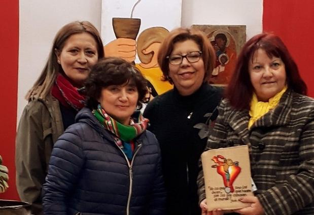 """Carol Crisosto vocera de laicas y laicos de Concepción: """"Ellos se han desviado del camino, no quieren escucharnos"""""""