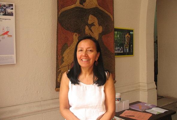 """Doris Muñoz, teóloga del CEDM: """"Las mujeres han sido disuadidas para que no denuncien"""""""