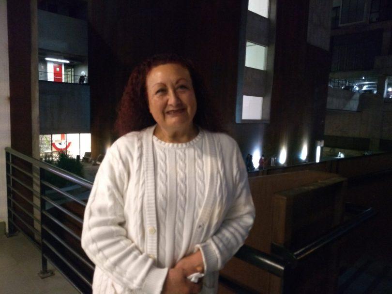 """Maryalice Mena, dirigenta PAC: """"Las mujeres pobladoras luchamos desde la cama, la casa y la relación con el hombre"""""""