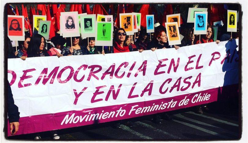 A 45 años del golpe,  mujeres y resistencias
