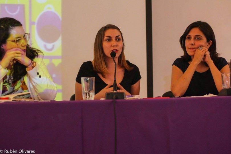 """Camila Arenas, Movimiento SOL:  """"La 'educación no sexista' no está en la palestra pública"""""""