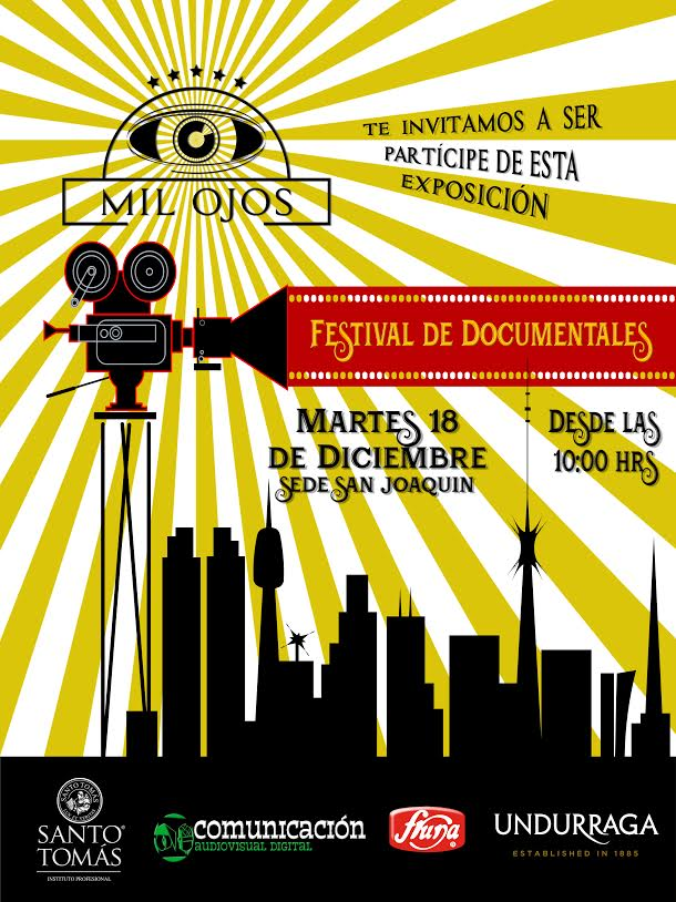 Festival de Documentales «Mil Ojos»