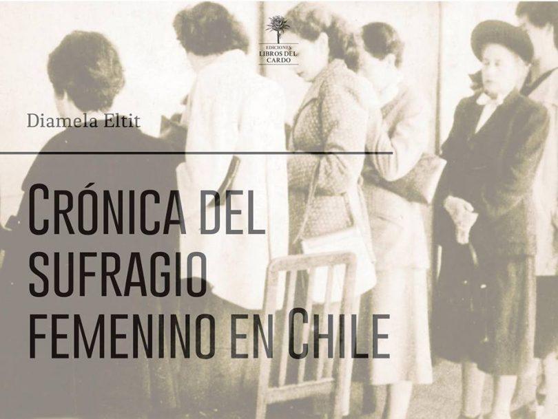 Presentación del libro «Crónica del sufragio femenino en Chile»