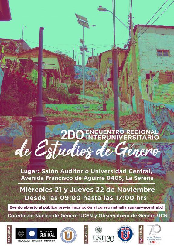 II Encuentro Regional Interuniversitario de Estudios de Género