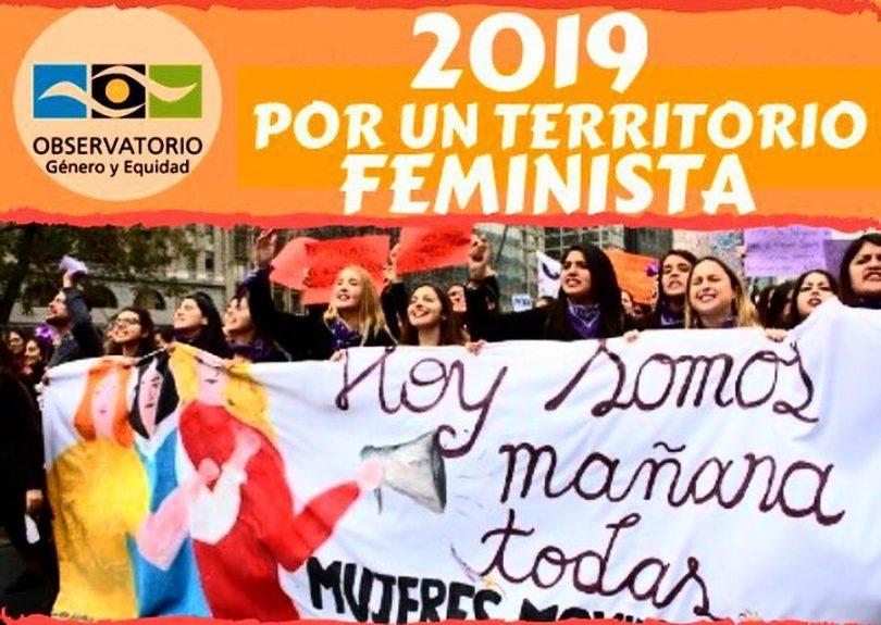 2019 Por un territorio Feminista