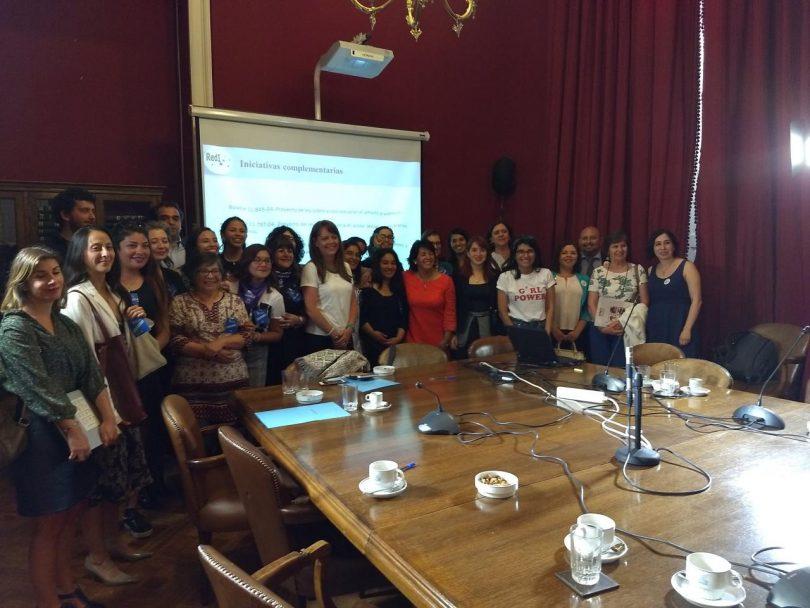 Más de 30 organizaciones fueron escuchadas en el marco de la tramitación del proyecto sobre acoso sexual en el ámbito académico