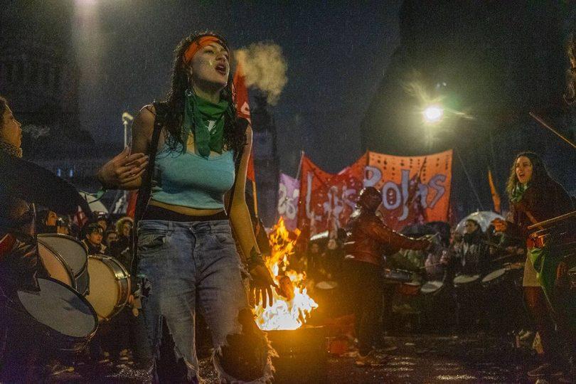 En 2018 el activismo feminista lideró la lucha por los derechos humanos en el mundo, según Amnistía Internacional