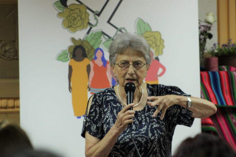 """Ivone Gebara, religiosa feminista: """"Los cuerpos de las mujeres se están alejando del control eclesiástico"""""""