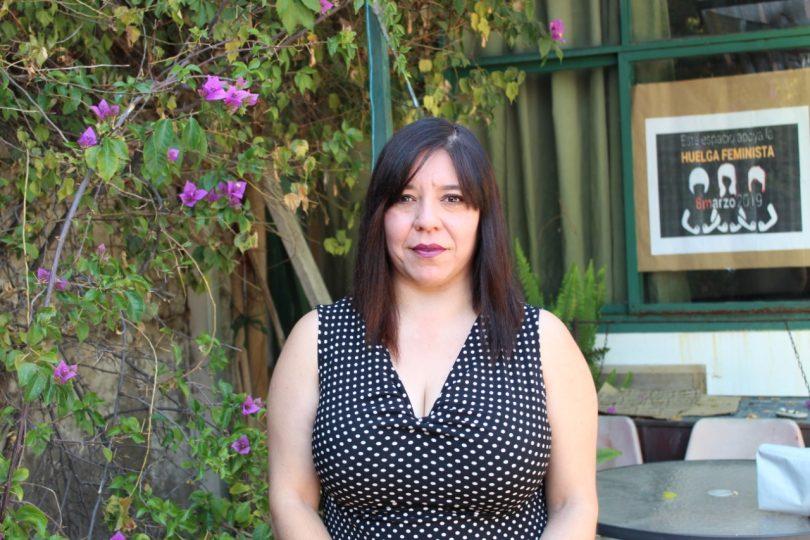 """Lorena Astudillo de la Red: """"Me gustaría decirle a Sebastián Piñera que las feministas estamos en alerta"""""""