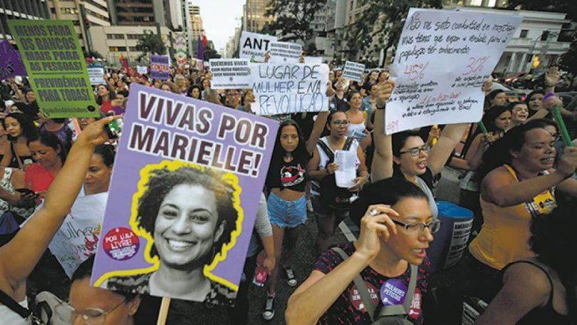 Brasil debe asegurar justicia para la defensora de derechos Marielle Franco, asesinada hace un año, dicen expertos de la ONU y de la CIDH