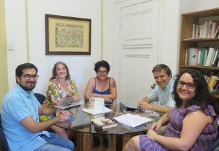 Equipo de Género y Convivencia UAH se reunió con representantes del Observatorio de Género y Equidad
