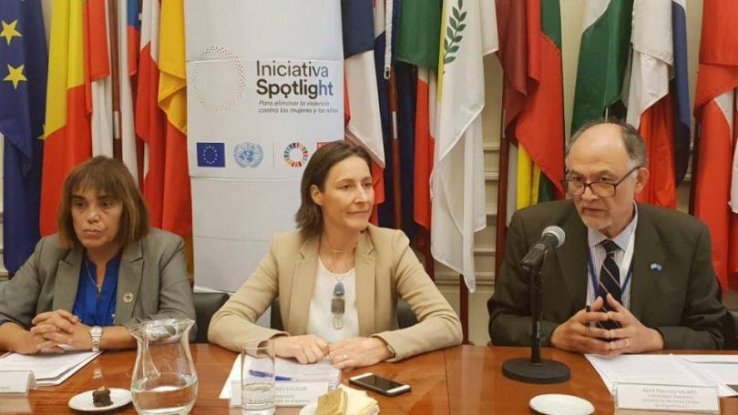 Ayuda internacional contra femicidios