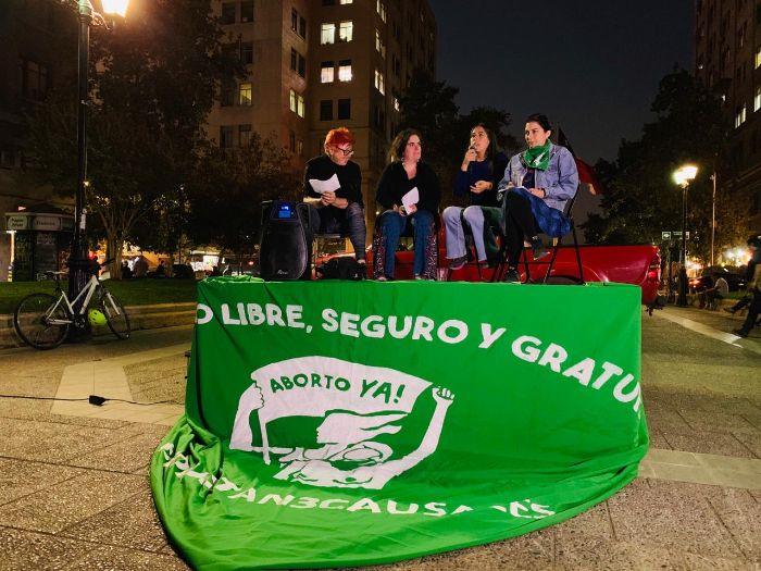 Comunicado de Prensa – Actividad de Balance Público Post 8M