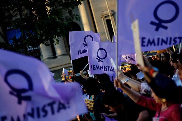Feminismos de frente a la Agenda Mujer