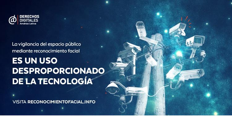 """Contra la vigilancia masiva en los espacios públicos del """"Sistema de televigilancia móvil"""""""