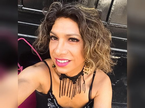 """Anastasia Benavente: """"Que la sociedad entienda que somos un grupo de vulneración, que no somos hombres vestidos de mujer»"""