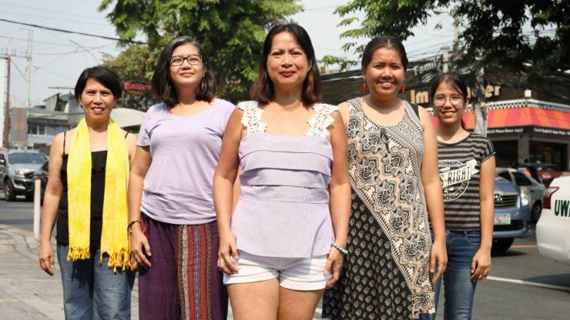 FILIPINAS: Ellas luchan bajo el imperio de Duterte, el presidente que bromea con violaciones