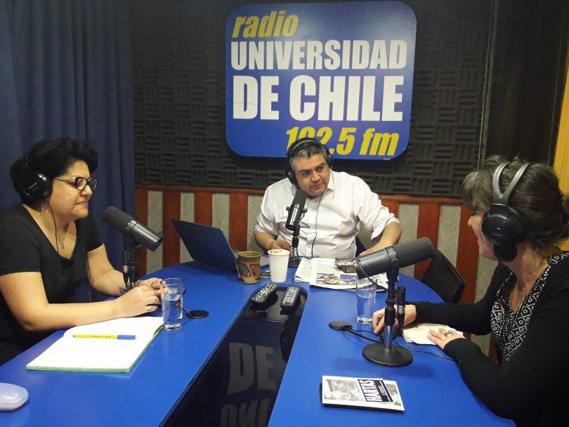 Sintoniza Género: La palabra de la Universidad de Chile en torno al debate del feminismo