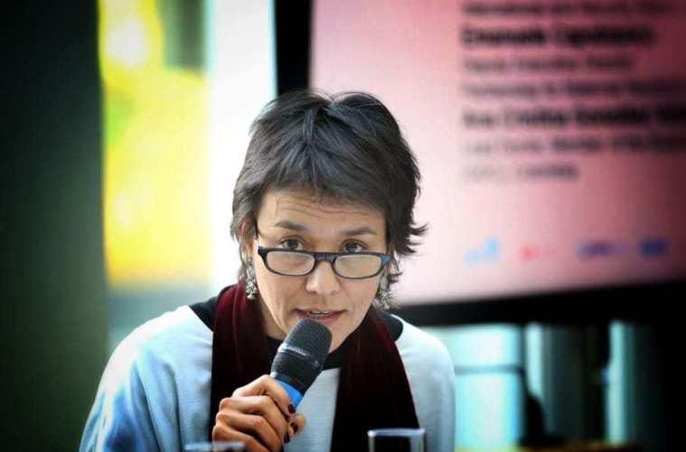 «La iglesia debería ser la última en opinar sobre el cuerpo de las mujeres»: Ana Cristina González
