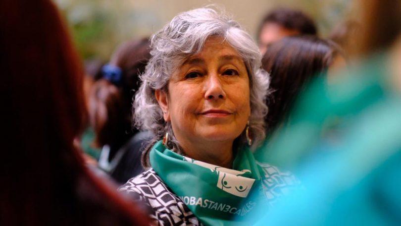 Gloria Maira coordinadora Mesa Acción Aborto: «El aborto es un evento en la vida reproductiva de las mujeres»