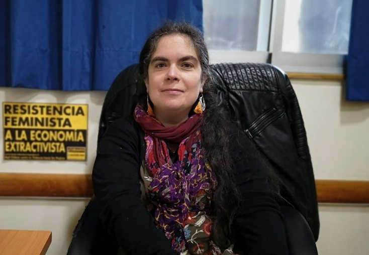 Francisca Fernández del MAT: «Las mujeres también resisten desde las economías territoriales»