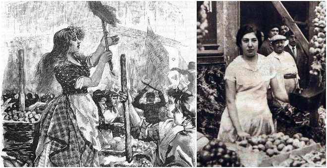 El motín de las verduleras: el día que las mujeres trabajadoras sublevaron Madrid