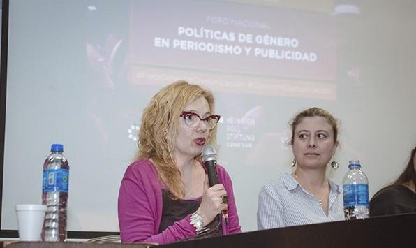Sandra Chaher, periodista argentina: «El feminismo es el mejor virus que hemos tenido dentro del periodismo»