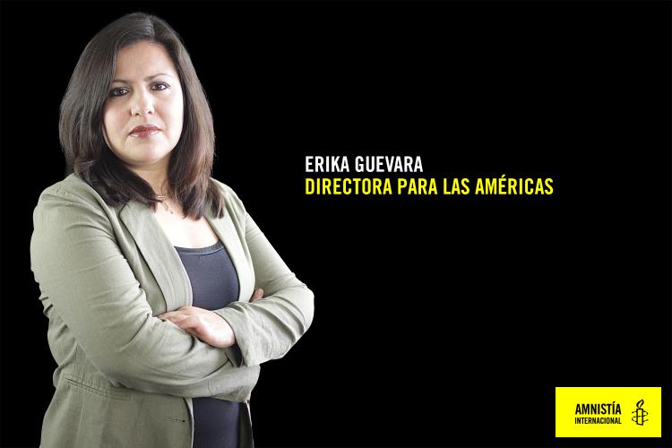 Erika Guevara de AI: «Chile es uno de los países más contradictorios de la región»